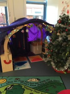 Clapham Preschool Christmas